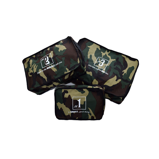 LORINZA Travel Pouch Set CAMO