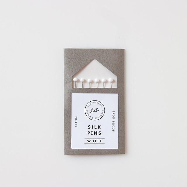 まち針(ホワイト) |クロバーラボ