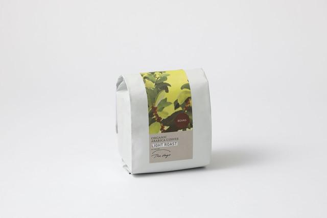 """コーヒー豆""""浅煎り""""ライトロースト"""