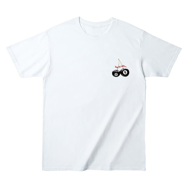 Cherry Eight Ball Tee