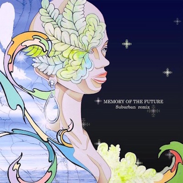 DJ NOZAWA / Memory Of The Future - Suburban Remix (12 inch)