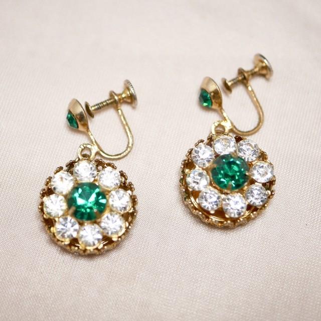 Coro Screw back earrings