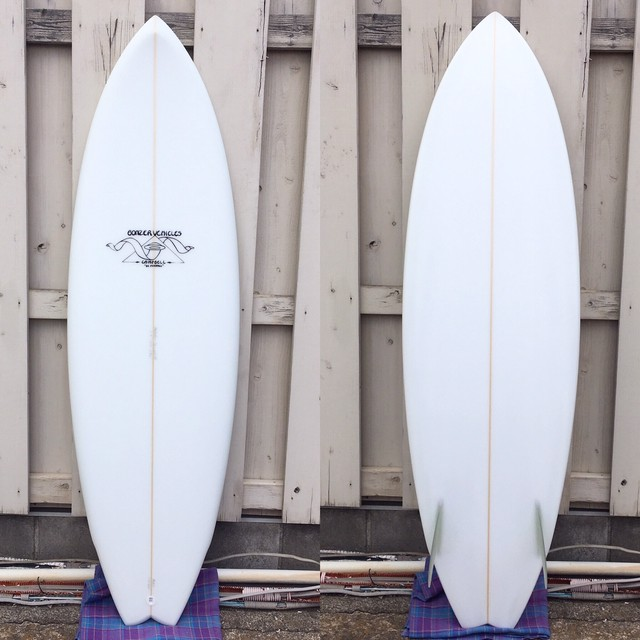 "Campbell Brothers Surfboards ""Alpha Omega"" 5'9"""