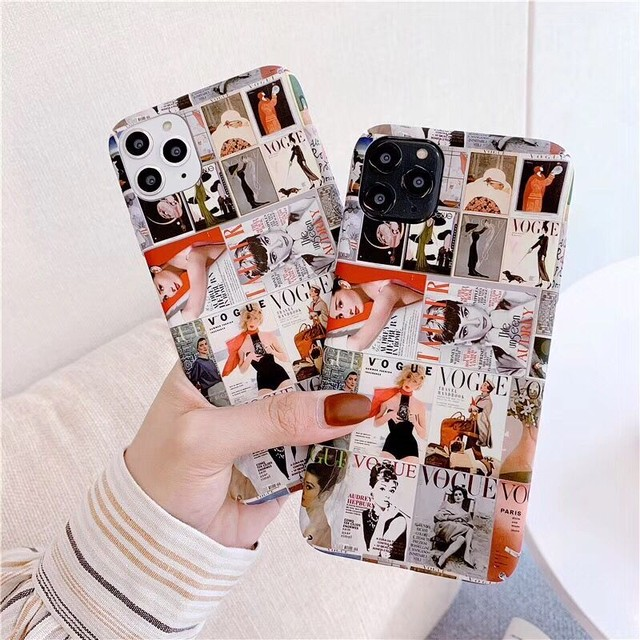 【オーダー商品】Fashion pattern iphone case