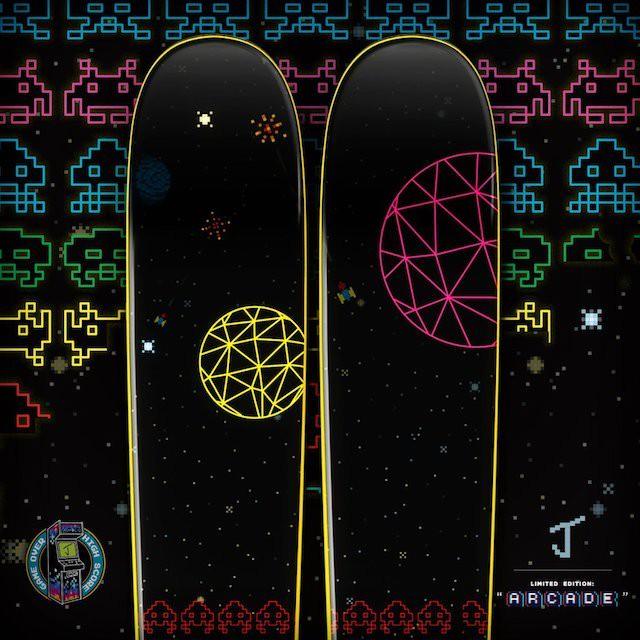 "J skis - THE MAX ""ARCADE""(予約販売)"