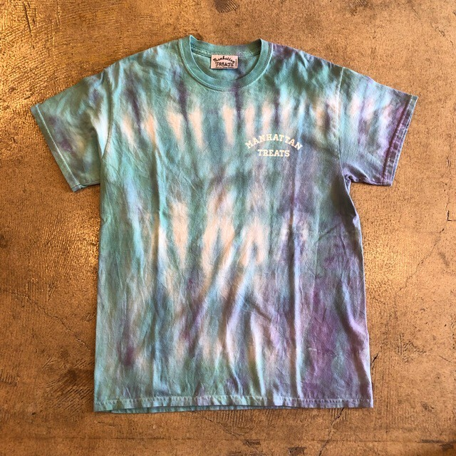 MANHATTAN TREATS #Tie Dye Tee No.1