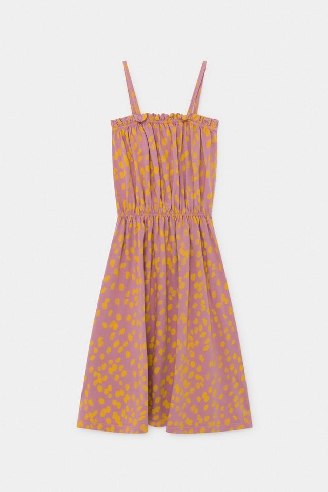 BOBO CHOSES  Animal Print Jersey Dress