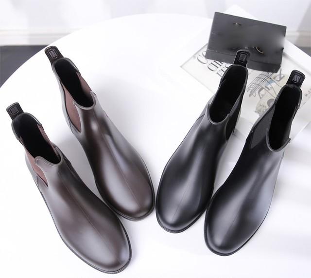 レインブーツ 23.0〜25.0cm 靴 レインシューズ レインブーツ ブーツ クラシカル エレガント カジュアル きれいめ 春秋