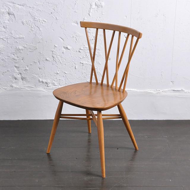 【ご予約受付中】Ercol X-back Chair / アーコール クロスバック チェア / BA1903-0003