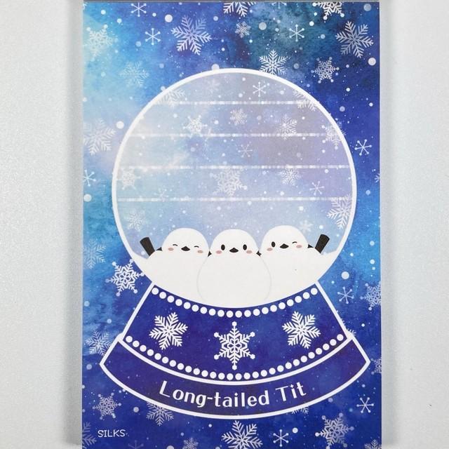 【SILKS】メモ帳 各種①②