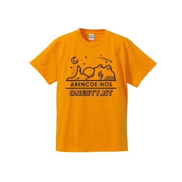 NT Tシャツ《オレンジ》