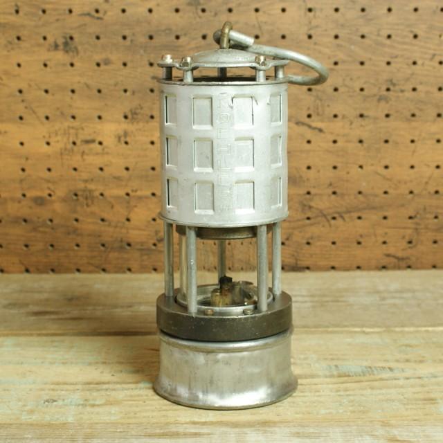 KOEHLER LAMP MINER'S SAFETY LAMP No.209 / ケーラー 炭鉱用 セーフティランプ No.209 [AR06]
