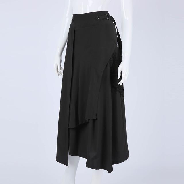 アシメロングスカート 3232603a