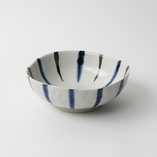 【SL-0016】 磁器 6cm小鉢 青