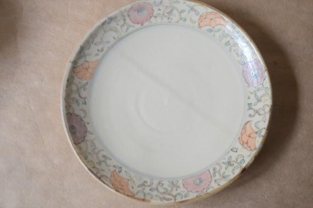 鉄彩sarasa 6寸皿