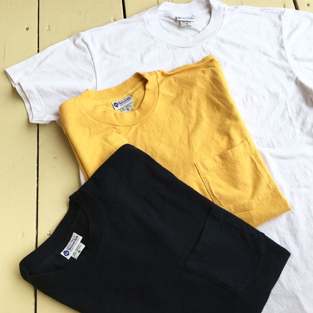 "Yellow Rat ""Pocket Tee"""