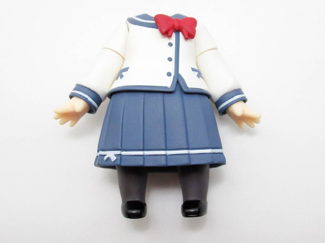 【1318】 三色院菫子  体パーツ 制服 ねんどろいど