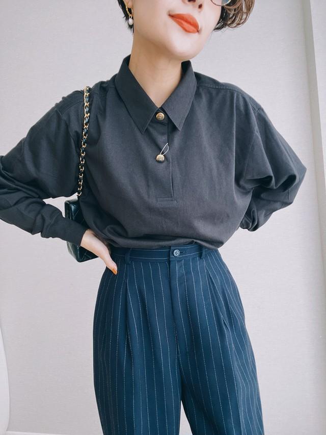 (SH292)Ralph Lauren cotton polo shirt /タグ付き