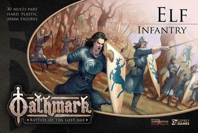 エルフ・インファントリー[30体入り](Elf Infantry)