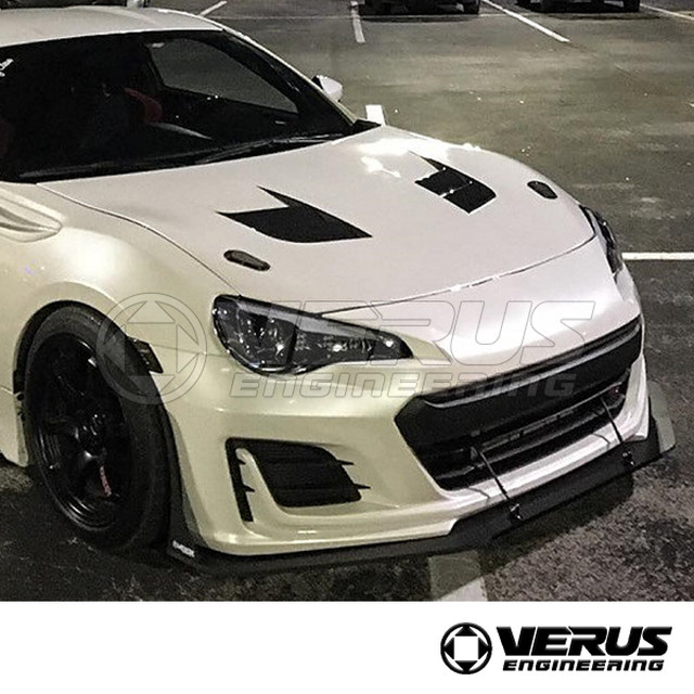 VERUS ENGINEERING(VELOX):A0044A:TOYOTA 86/SUBARU BRZ トンネルカバーキット