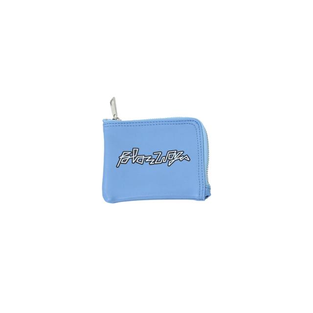 BLAZZ ELECTRONICS MINI WALLET [BLUE&WHITE]