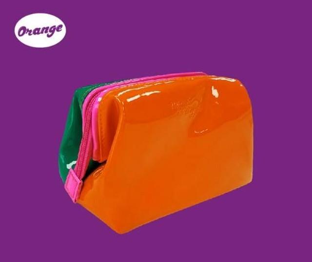 Bigmouth Pouch - Orange
