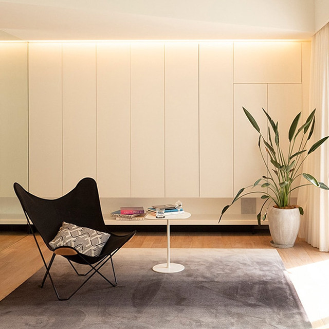 BKF Chair バタフライチェア キャンバス ブラック[ cuero ]