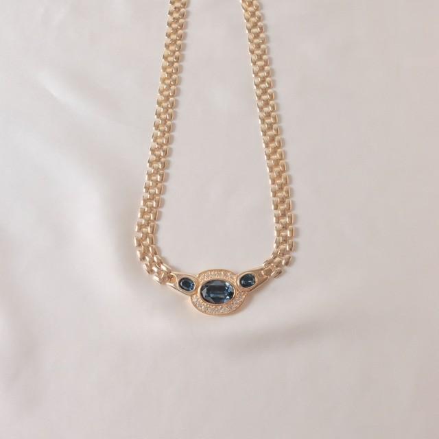90s Chunky Vintage Necklace 2 7