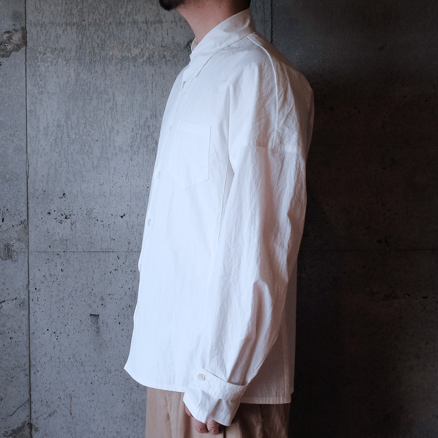 Work shirt  [ White ]