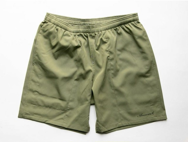 【Answer4】 3Pocket Short Pants (Moss Green)