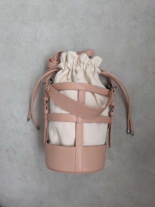 【大阪店open記念】mite×R88  collaboration basket bag