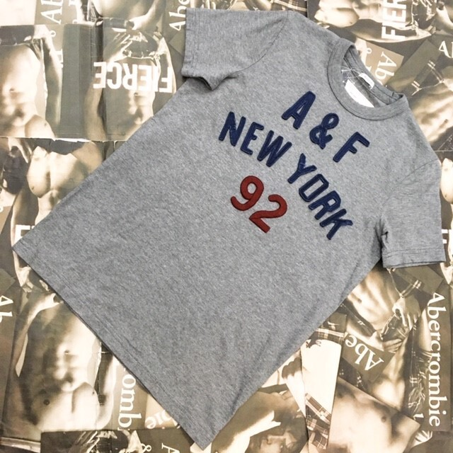 Abercrombie&Fitch MENS Tシャツ Lサイズ