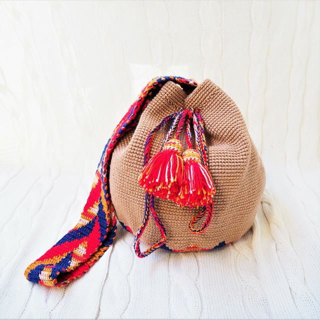 Knit Bag《BEG》18380681