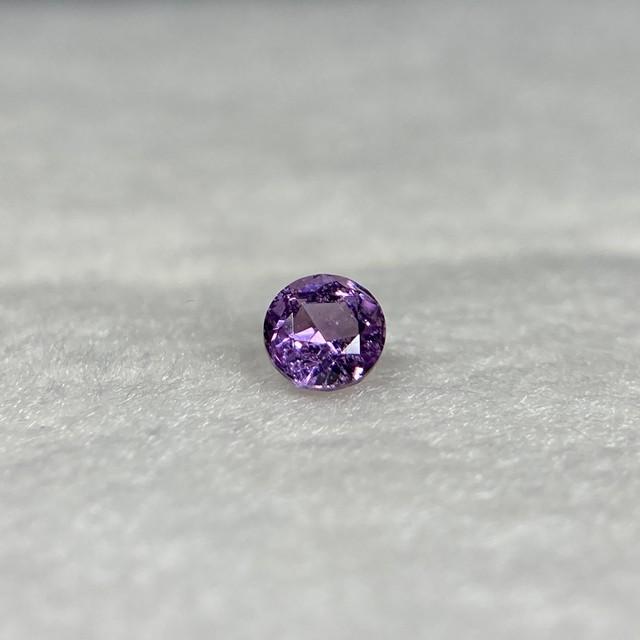 ローズカットサファイア 紫系 約2.9mm r-0139