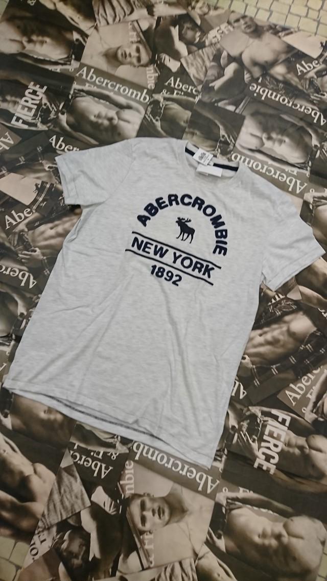 Abercrombie&Fitchメンズ TシャツMサイズ