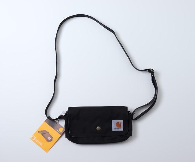 Carhartt Essential Bag (BLACK) カーハート エッセンシャル バッグ A791