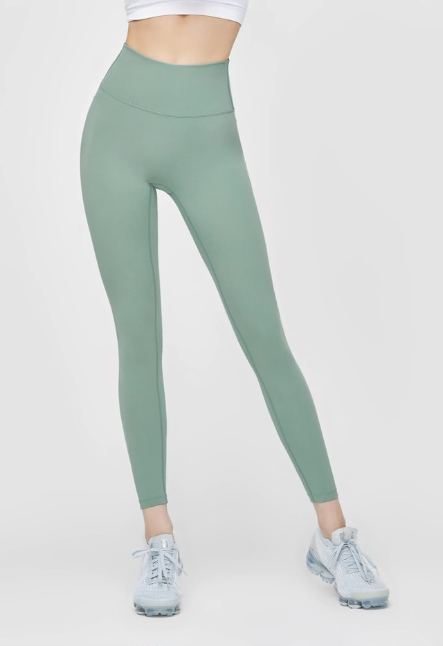 Up-Down Daily Pants : Cream Mint