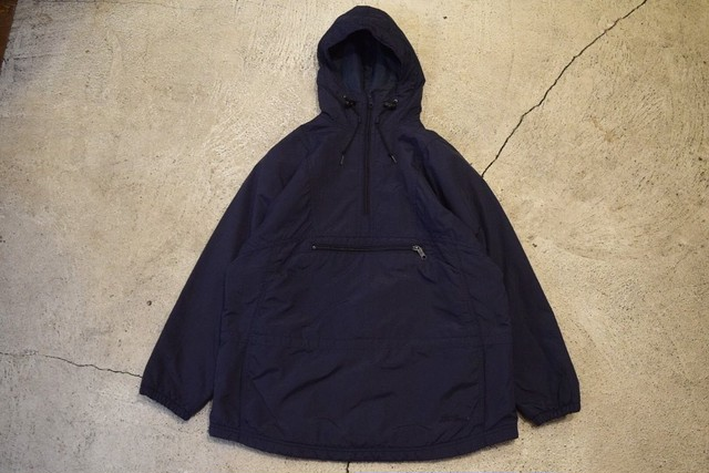 USED 90s L.L.bean Thinsulate Anorak parka -Women S? J0635