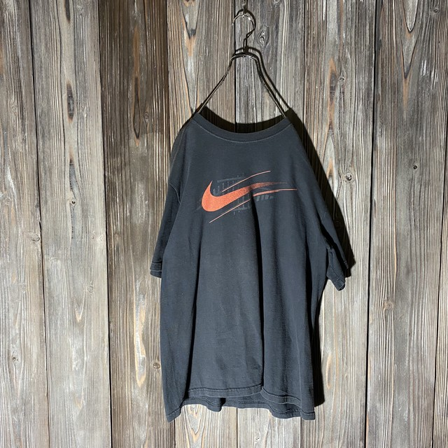 [NIKE]big logo design T  shirt