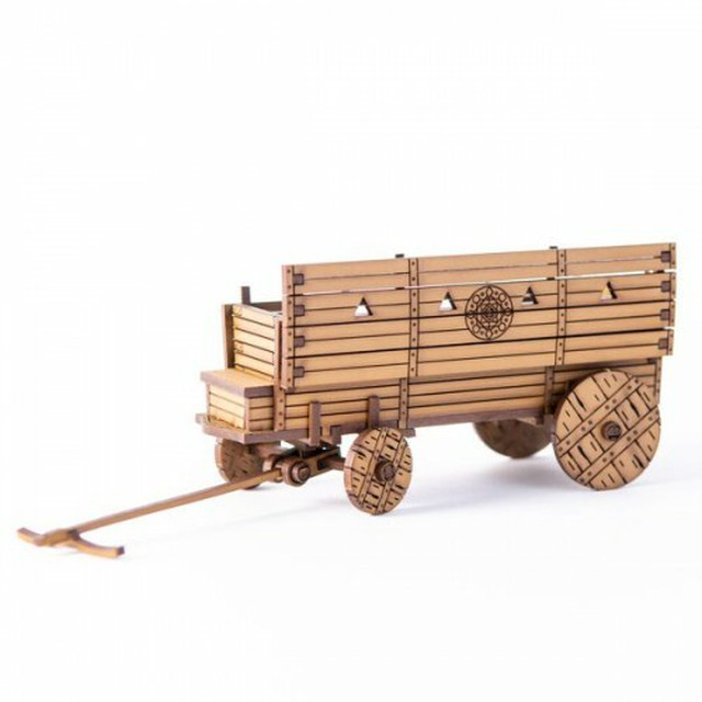 Eightfold Path War Wagon 28S-CAW-106