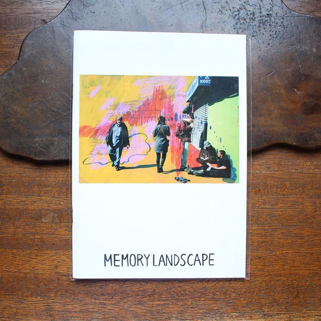 Masae Wada「MEMORY LANDSCAPE」(ZINE)