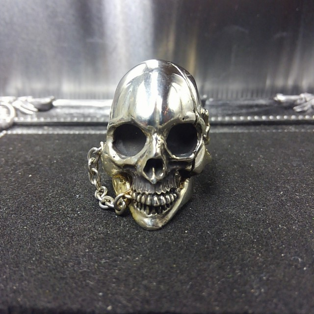 鎖をちぎれリング2016(Silver ver)