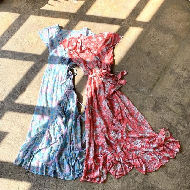 Kashkour Wrap Dress