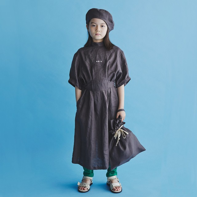 GRIS 21SS Surgical Gown S/Mサイズ (Ash) [GR21SS-SN002]