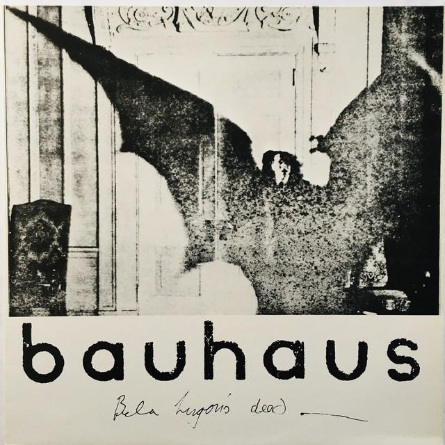【12inch・英盤】Bauhaus / Bela Lugosi's Dead
