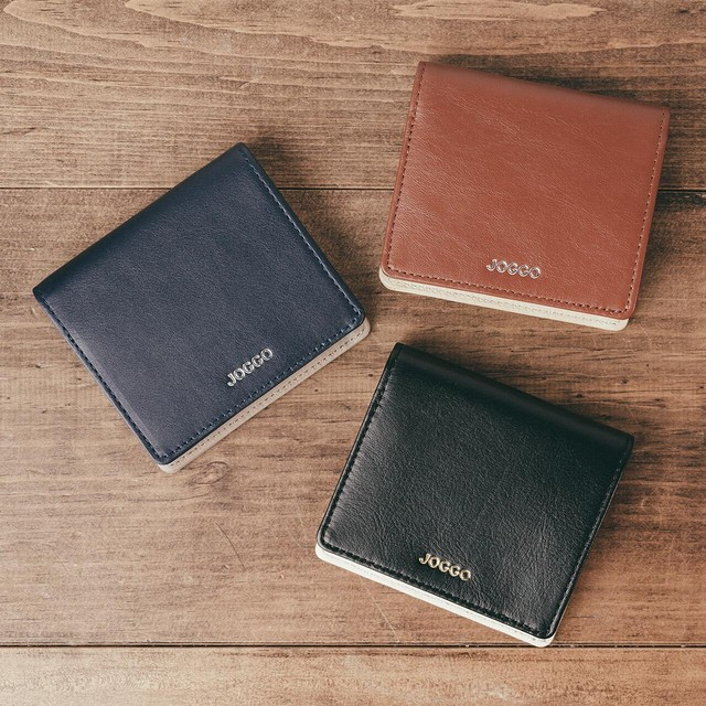 2つ折りミニ財布