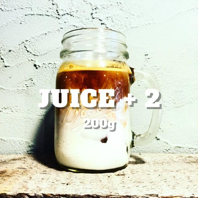 【コーヒー定期便】JUICEブレンド200g+オススメのシングルオリジン2種(3ヶ月コース)