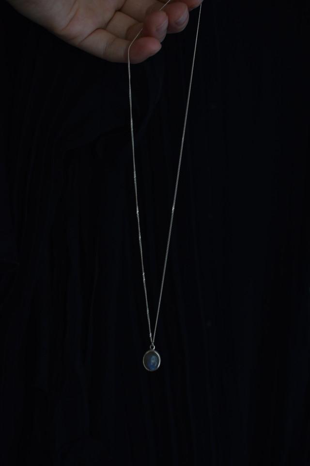 GAGAN Labradorite necklace silver925