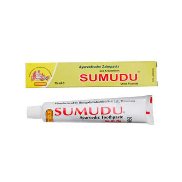 アーユルヴェーダ歯磨き粉 スムドゥ(SUMUDU)