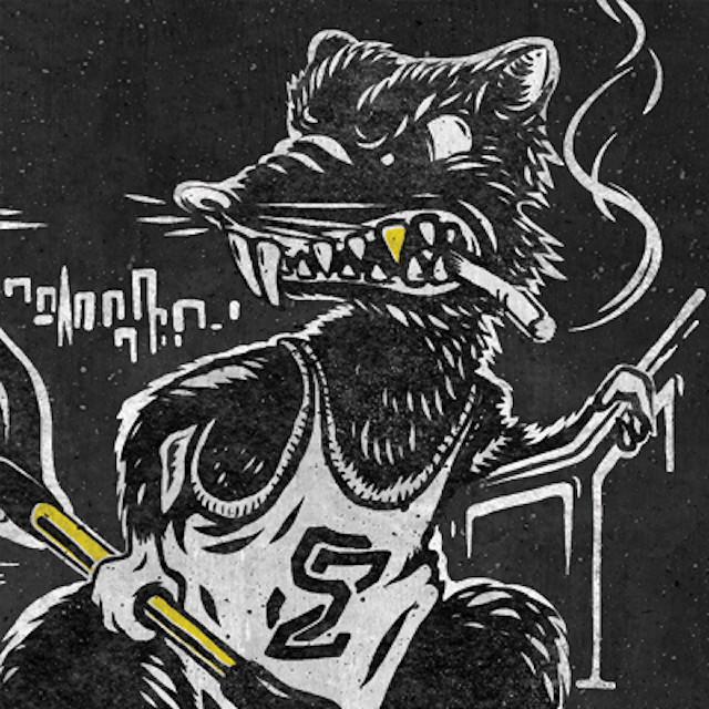 """【予約販売】J skis - THE ALLPLAY """"STREET RAT"""" Sam Zahner コラボ"""